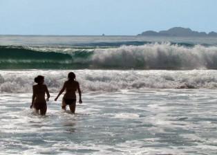 Jeden Morgen in die Wellen tauchen: Das Neuseeland Haus macht's möglich!