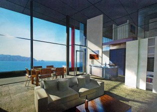 Living Room Architects Design. House for sale by owner.